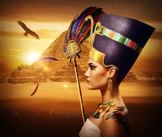 Character Diamond Painting Full Drill Queen of Egypt Cross Stitch Decoration Painting Kit Egyptian Queen, Ancient Egyptian Art, Ancient History, Egyptian Mythology, Egyptian Goddess, Diamond Drawing, 5d Diamond Painting, Queen Nefertiti, Image 3d