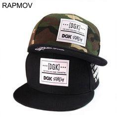 ce21fa902ab42c 2017 DGK Snapback Caps Flat Hip Hop Casquette Gorras Baseball Cap Hat Adult  Camouflage Adjustable Planas Hats For Men Women
