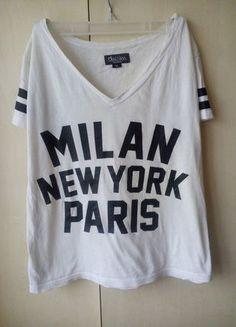Kup mój przedmiot na #vintedpl http://www.vinted.pl/damska-odziez/koszulki-z-krotkim-rekawem-t-shirty/10819631-koszulka-firmy-cropp-biala-z-napisem