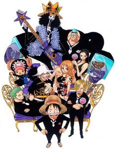 'One Piece' theme park opens in Tokyo Tower in spring 2015
