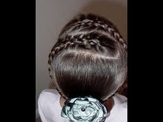 Pretty Hair is Fun: Double Spiral Dutch Braids Video Tutorial. SOO cute for moms and daughters, plus so easy.