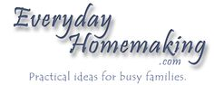 Practical Ideas for busy families