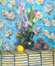 Still Life, Duncan Grant (1885–1978), Government Art Collection