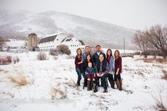 Stephanie Lance photography: Utah Photographer. Large family pictures
