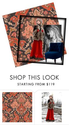 """""""The Dream"""" by oudanne ❤ liked on Polyvore featuring Cole & Son, topsets and polyvoreeditorial"""