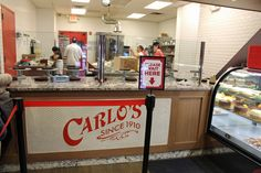Carlo's Bake Shop | Cake Boss Cafe | Travel Quest - US Road Trip and Travel Destinations