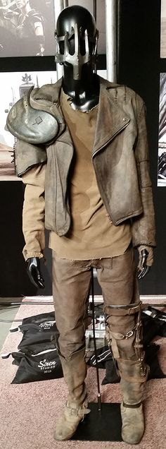Mad Max: Fury Road Costume