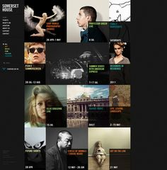 Great web designs from all over the globe | From up North