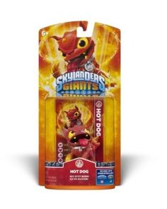 awesome Skylanders Giants Single Character Pack Core Hot Dog - For Sale