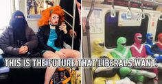 "This Far-Right tweet about ""The Future That Liberals Want"" backfired into a huge meme"