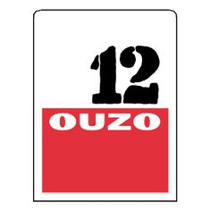 Ouzo 12 logo