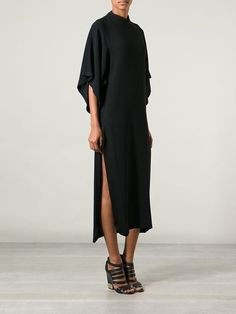 Biba Vintage Kimono Sleeve Maxi Dress - Decades - Farfetch.com