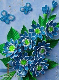 quilled blue flower bouquet - bjl http://img1.liveinternet.ru/images/attach/c/4/79/130/79130735_img_3492.jpg