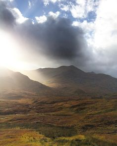 Here in the Scottish highlands near Glen Shiel the famous outlaw Rob Roy MacGregor fought battle in 1719 by loritimesfive