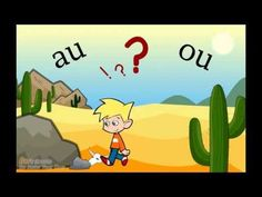 Spelling au, ou - YouTube