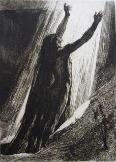 Marcel Roux, Celui qui vit en moi, 1908