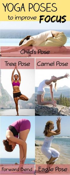 The Best Yoga Poses to Improve Focus