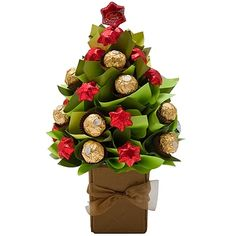 Ferrero Rocher's bouquet and other goodies to use.