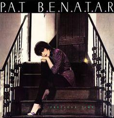 Vinylz Inc - cover art, poster, magazine cover reproductions, album cover reproductions - Pat Benatar - Precious Time (1981)