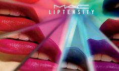 Mac Liptensity, nuovi rossetti super pigmentati - http://www.beautydea.it/mac-liptensity-nuovi-rossetti-super-pigmentati/ - Labbra vestite con nuance mai viste prima: Mac Cosmetics presenta la nuova linea di rossetti Liptensity declinati in 24 tonalità!