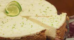 A receita de Torta de Limão mais fácil e deliciosa que você vai encontrar! - Receitas Nota 1000
