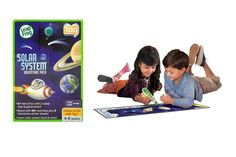 LeapFrog Top 15 educational toys of 2012:  Leapfrog Human Body and Solar System Packs for ages 6-8