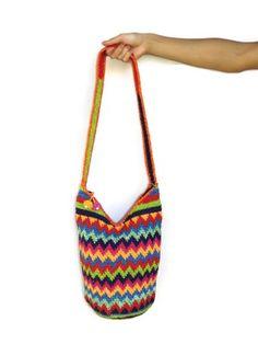 Kenya Crochet Bag - Guatemala (BGG011)