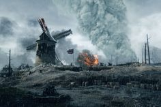 Battlefield 1 alpha test shows Domination Mode and battlefields