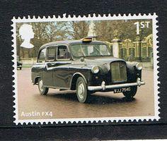 London Taxi Cab art - Bing Images