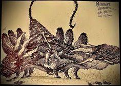 Legendary Pictures, Movie Spoiler, Skull Island, Godzilla Vs, Pacific Rim, Alien Logo, Me Me Me Anime, Troll, Cyber