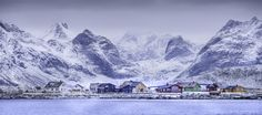 Ramberg Lofoten Norway | by David N Moorhouse