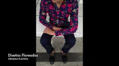 """Diseños de Ropa y calzado hechos en México por la marca""""Moon & Rain"""" y de venta en """"Tiendas Platino"""""""