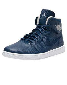 #FashionVault #jordan #Men #Footwear - Check this : JORDAN MENS Navy Footwear / Sneakers for $150 USD