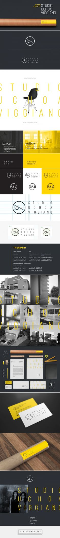 Studio Uchoa Viggiano on Behance... - a grouped images picture - Pin Them All