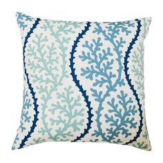 I pinned this Coral Pillow from the Coastal Contemporary event at Joss and Main!