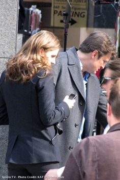 stana katic - Kate Beckett and Nathan Fillion as Castle