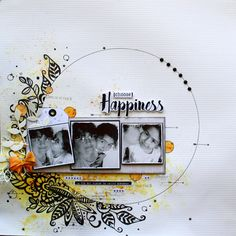 MumuScrap&Cie : Choose Happiness