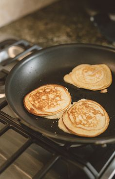 Guilt-Free Pancake Recipe - Inspired by This