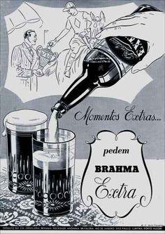 5810 - CERVEJA - Brahma - Extra - Momentos Extras… pedem Brahma