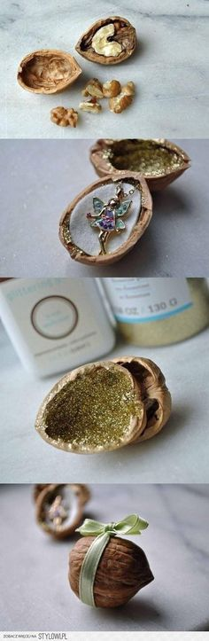 DIY Heaven: Go DIY when giving your bridesmaids gifts, with these rustic themed walnut jewelry cases - Hubub