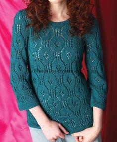 Размеры 1 (2) 3 (4) по окружности груди: 81-86 (91-97) 102-107 (112-117) см окружность груди в готовом пуловере: 90 (100) 114 (126) см длина от плеча: 65