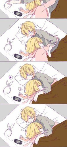 Rin and Len :)