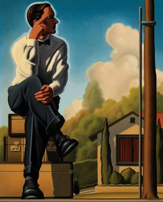 Curb Appeal by KENTON NELSON