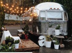 We love this story of a couple that took on the challenge of transforming a vintage Airstream into a beautifully renovated tiny home. They were able to take a leaky shell of an Airstream and bring their vision to life with determination and hard work.