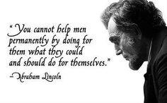 Wise ole Abe