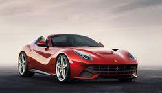 Ferrari F12 berlinetta Spider