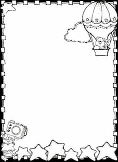Page Borders Design, Border Design, Borders For Paper, Borders And Frames, Dj Inkers, Quiet Book Templates, Notebook Cover Design, Animal Doodles, Ukrainian Art