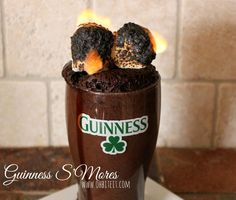 ~Guinness S'Mores! | Oh Bite It