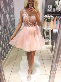 sukienka koronka tiul magnetic kolor pudrowy róż Trzebnica - image 1
