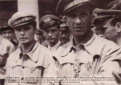 ANR Pilots in tropical Sahariana jackets and visor hats
